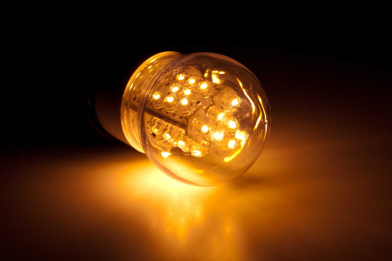 Parpadeo LED